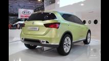 Salão de Paris: Suzuki S-Cross Concept terá versão de produção