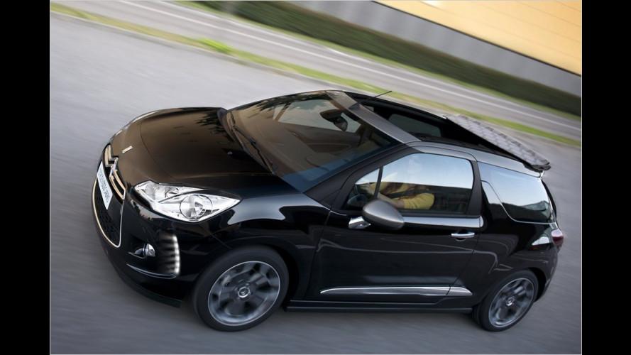 Neu: Citroën DS3 Cabrio