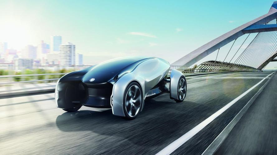 Future-Type: así serán los Jaguar del futuro