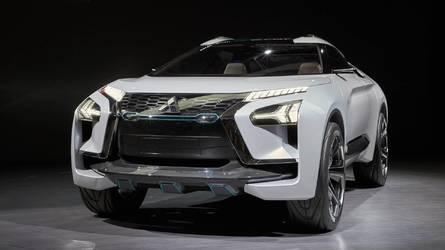 Mitsubishi e-Evolution Concept Signals The Evo's Transformation