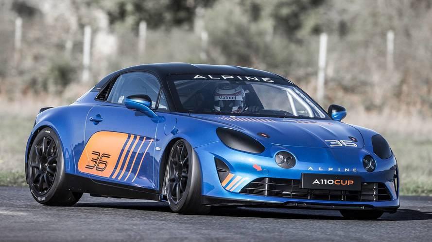 Jövő nyáron rajtol a legjobb márkakupa: Alpine A110 Cup