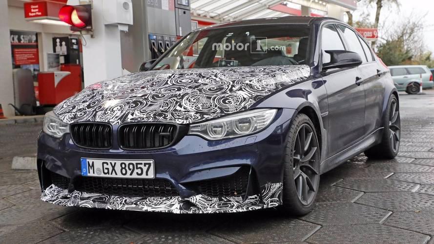 BMW M3 CS 2018, un deportivo especial