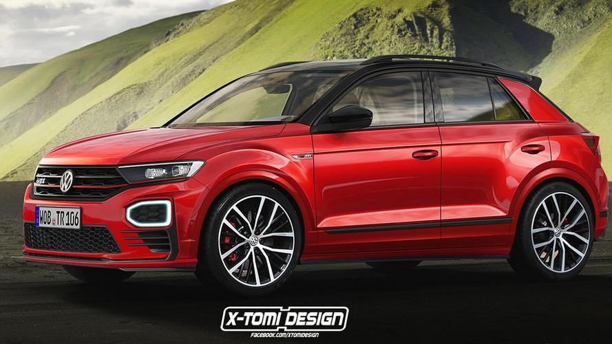 El Volkswagen T-Roc GTI que nunca veremos
