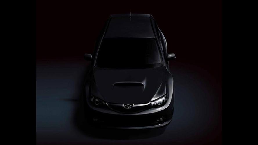 La Subaru Impreza STI è pronta