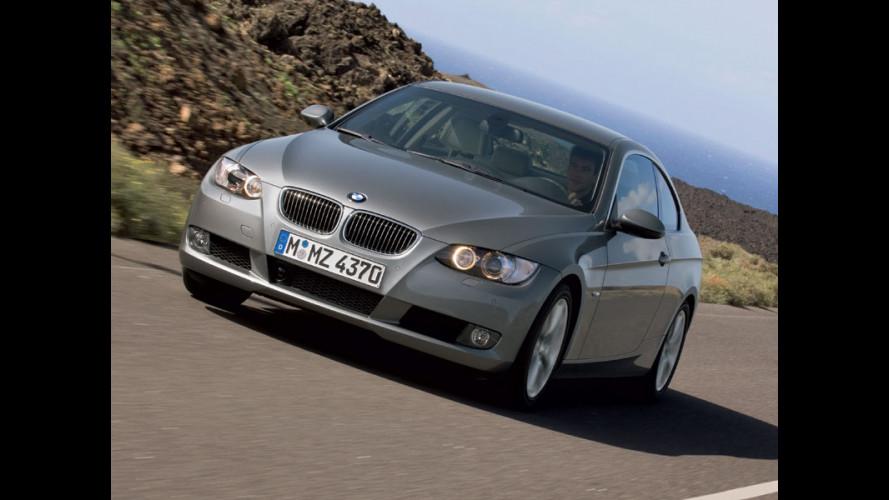 Nuova BMW Serie 3 Coupé