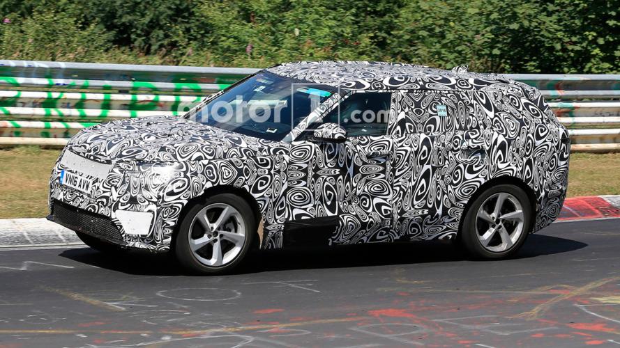 Le Range Rover Sport Coupé est en approche !