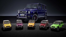 Mercedes-AMG G63 scale mpdel