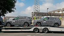 2017 Jeep Compass, Patriot replacement spy photo