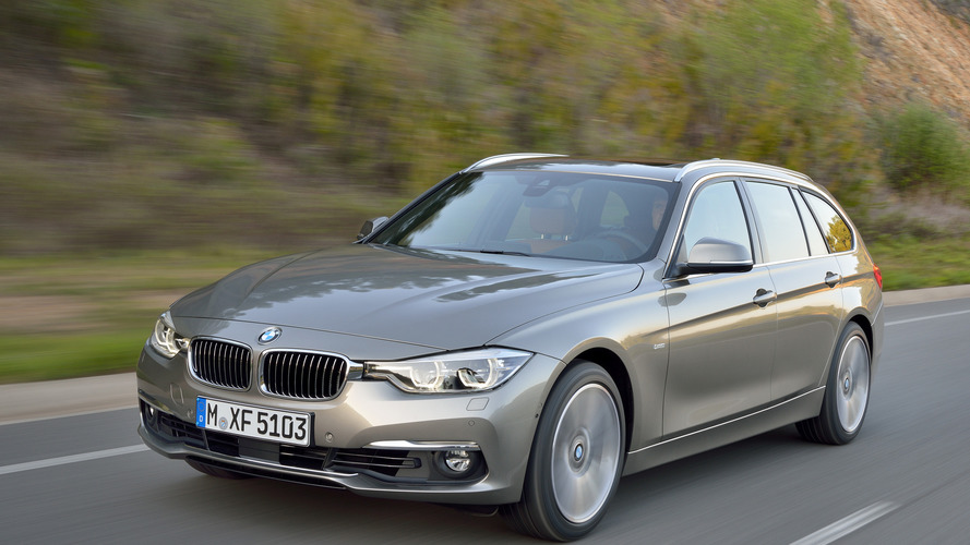 2016 BMW 3 Series Sport Wagon