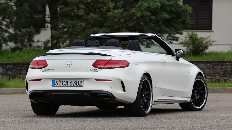 2017 Mercedes-AMG C63 S Cabriolet: Review