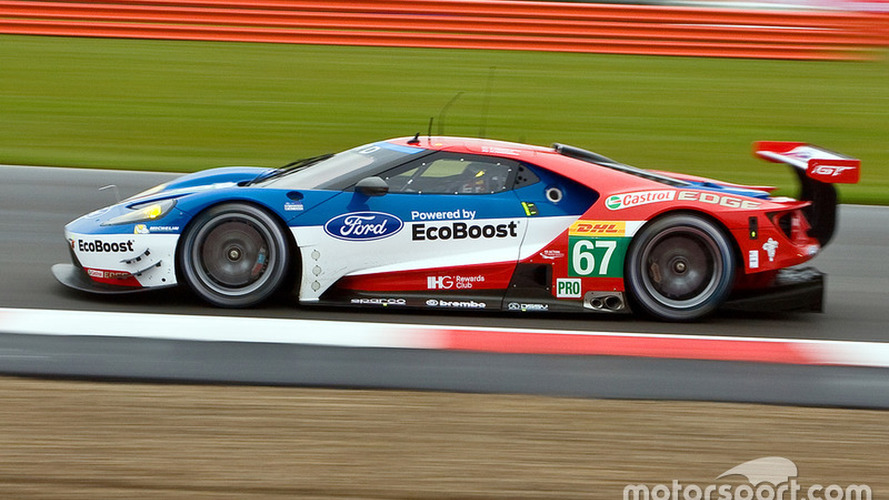 Ford upbeat over top-three start on GT's WEC debut