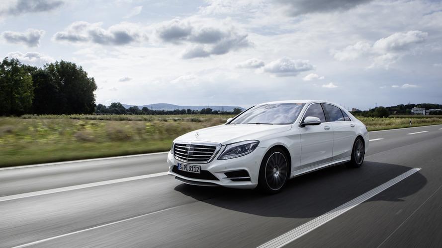 2017 Mercedes S-Sınıfı yeni çift turbolu V8 ve sıralı 6 silindirli motorlarına kavuşuyor