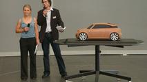 Gewinnerpaar der BMW Design Modelling Competition
