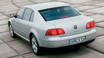 VW Phaeton V10 TDI