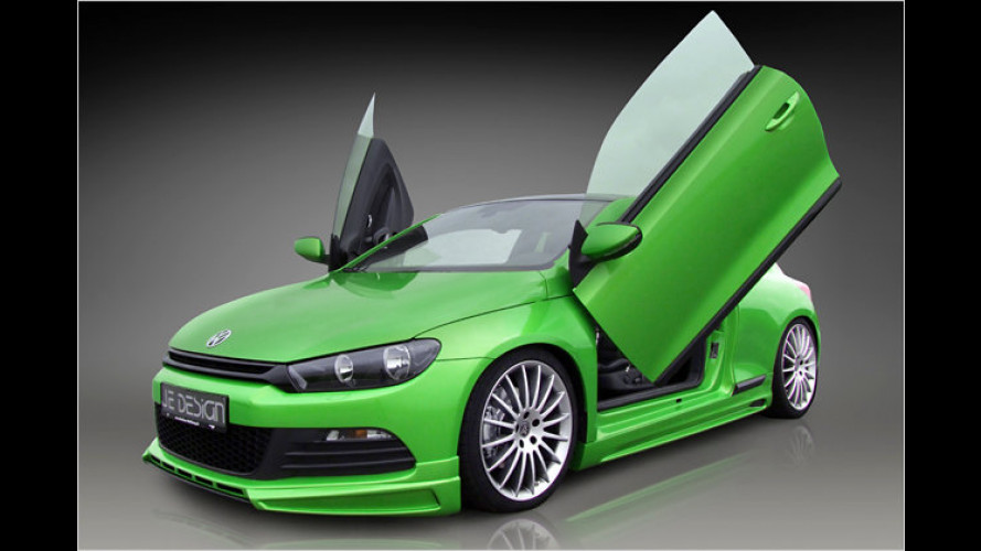 40-PS-Leistungskur für den VW Scirocco