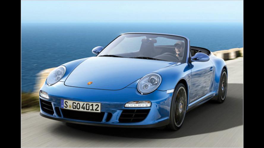 Porsche 911 Carrera 4 GTS: Scharfer Allrad-Elfer