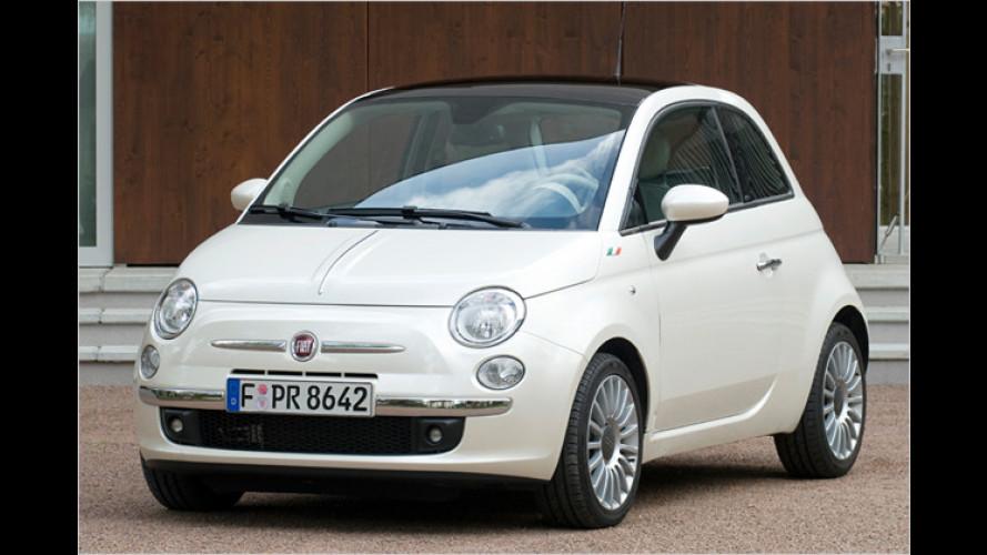 Spielerische Ökonomie: Fiat bringt neue Spritspar-Modelle