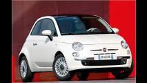 Fiat 500 Abarth in Genf