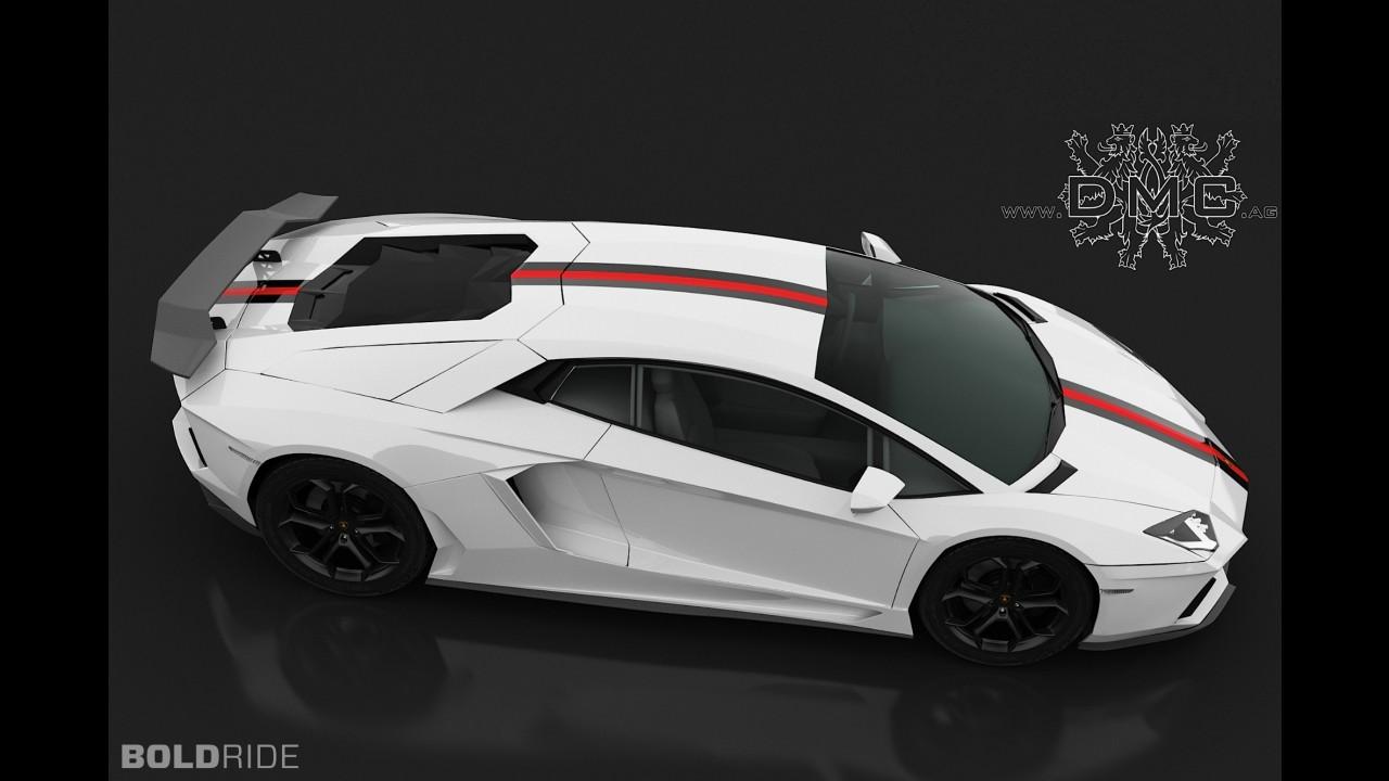 DMC Lamborghini Aventador LP900