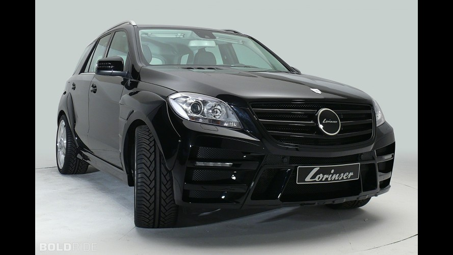 Lorinser Mercedes-Benz M-Class