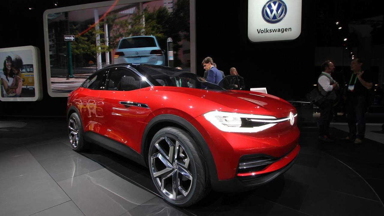 VW I.D Crozz II Concept