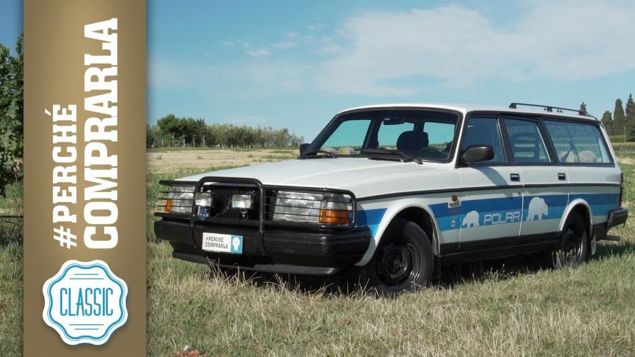 Volvo 240 Polar, perché comprarla... Classic [VIDEO]