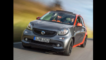smart forfour sport edition #1, per cominciare