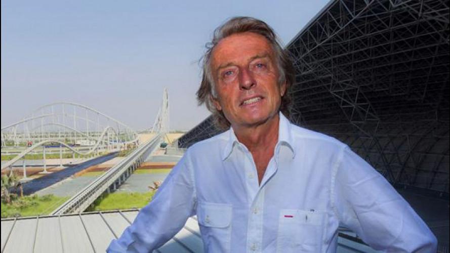Montezemolo, da Ferrari a presidente di Alitalia