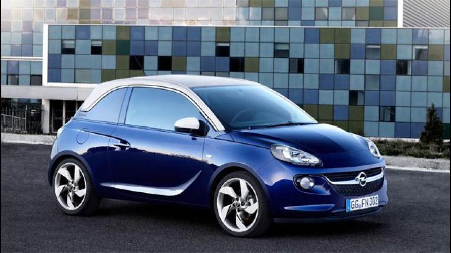 Opel Adam diesel? No grazie, perché andare a benzina è più trendy
