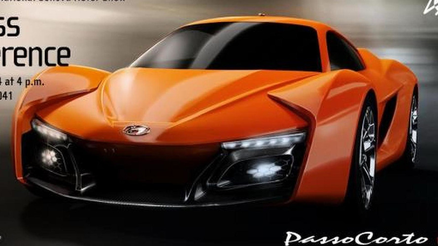 Hyundai PassoCorto concept by IED shows futuristic styling in Geneva [video]