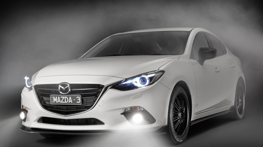 Mazda3 gains Kuroi sports pack in Australia