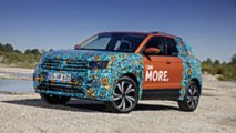 VW T-Cross Rear Teaser