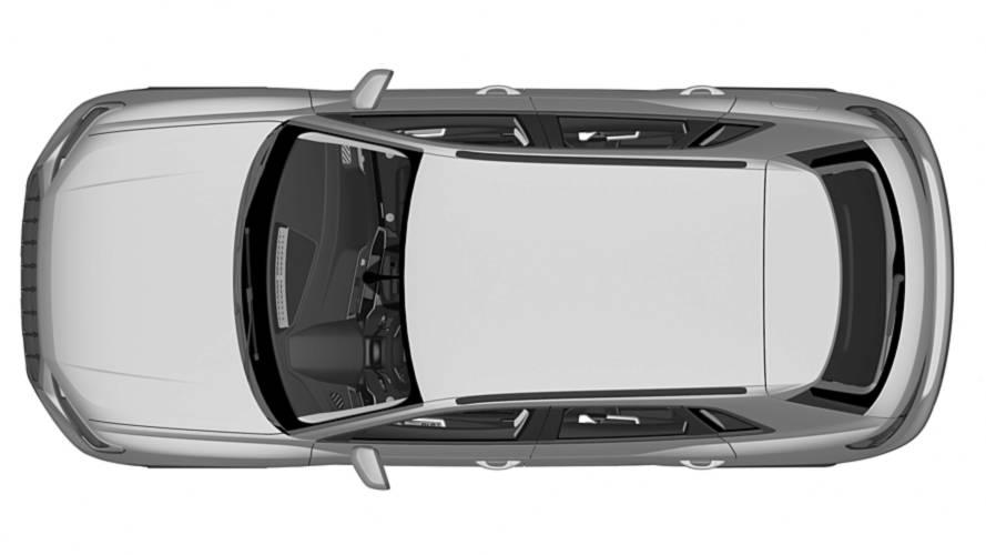 Audi Q3 patent görselleri