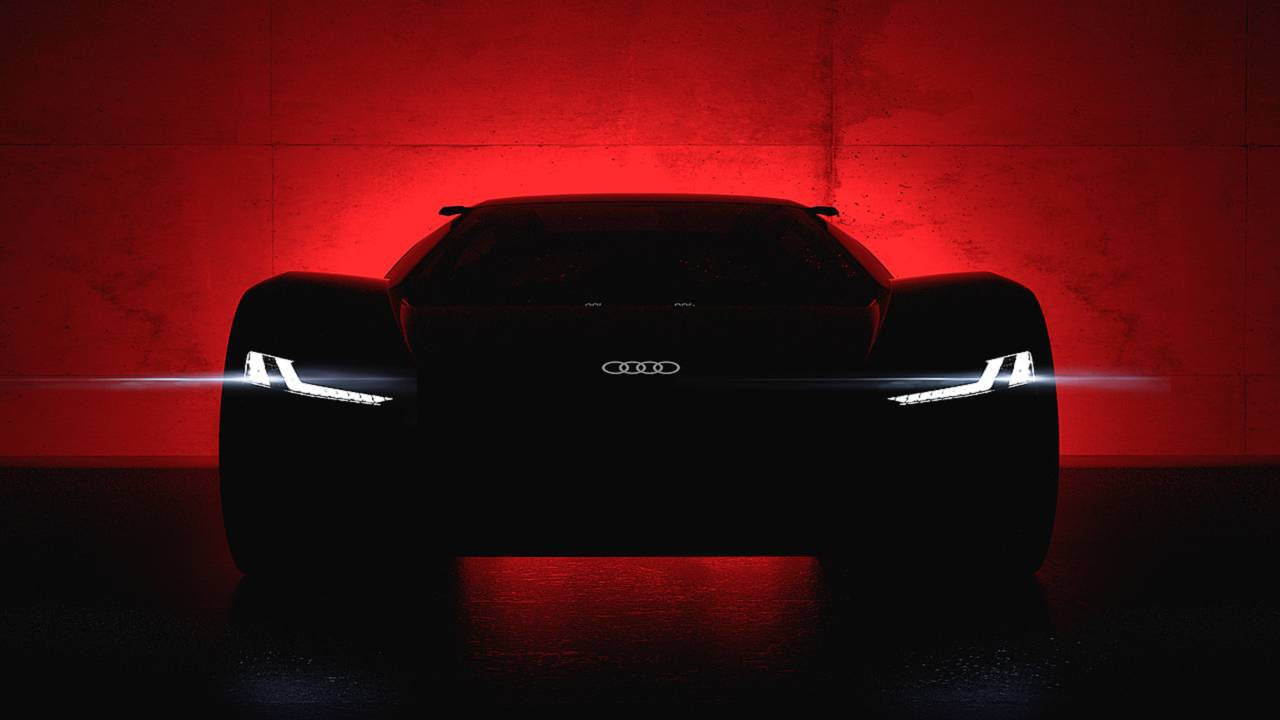 Audi Pb 18 E Tron Concept Hopes To Woo Enthusiasts At