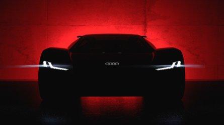 Audi PB 18 E-Tron Concept To Preview R8 E-Tron Electric Supercar?