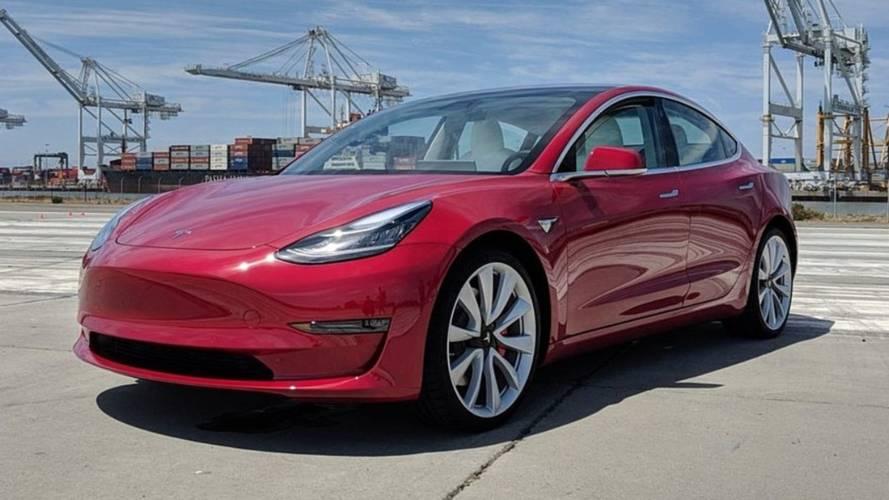 Tesla Model 3 Alone Outsold All Jaguars Worldwide In July