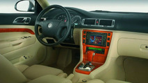 2007 Skoda Superb Interior