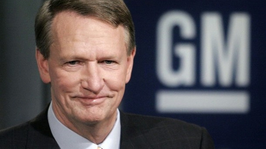 Wagoner steps down from GM on Obama's insistence