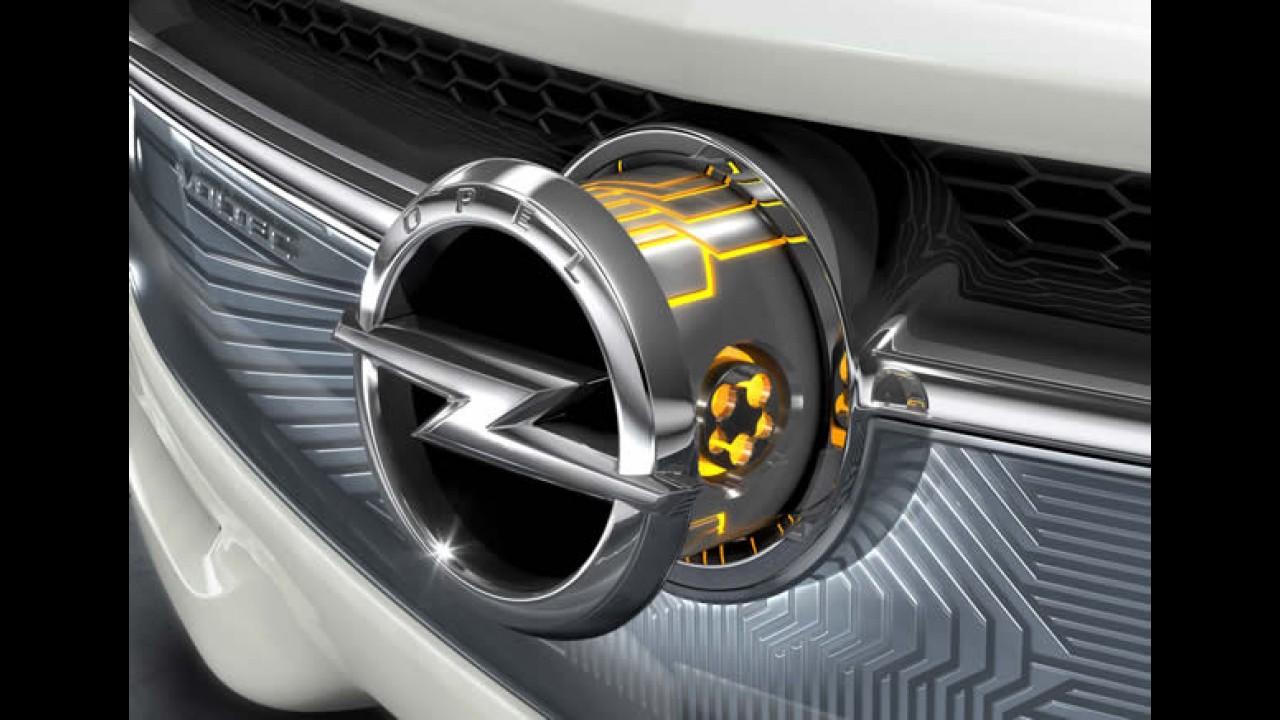 Derivado do Volt: Opel Flextreme GT-E Concept 2010 será apresentado no Salão de Genebra