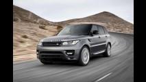Range Rover Sport híbrido é confirmado para o Salão de Frankfurt
