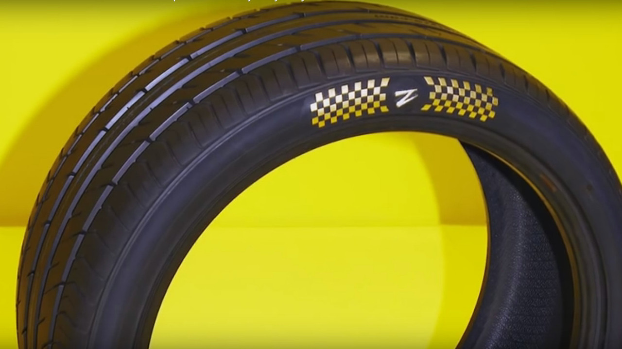 World's most expensive tire