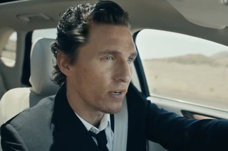 Matthew McConaughey Gets a Bit Dark in Spoofed Lincoln Ad [Video]