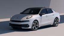 Lynk & Co 03 Sedan concept
