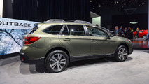 2018 Subaru Outback - New York 2017