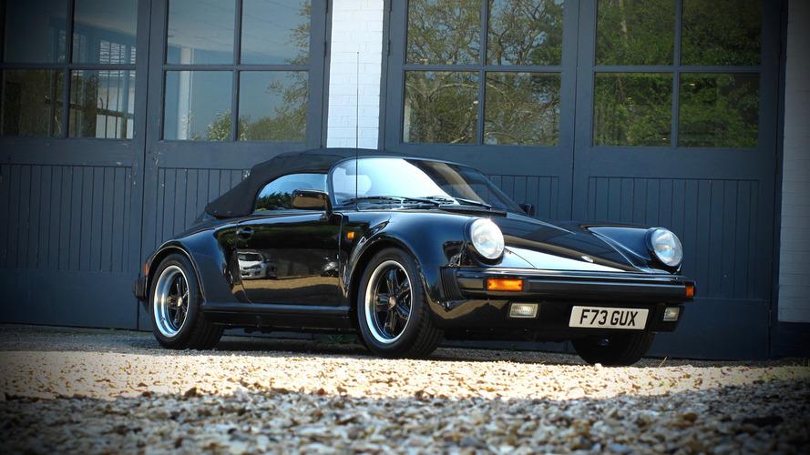 Nadir Porsche 911 Speedster açık arttırma yolunda