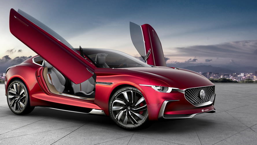 MG Going Back To The Future With Electric Sports Car