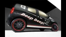 Peogeot Bipper Beep Beep Concept