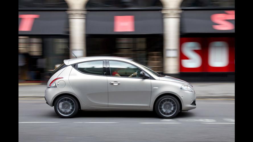 Chrysler Ypsilon: Lancia restringe l'auto americana