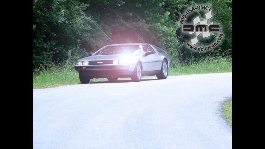 DeLorean: ritorno al passato