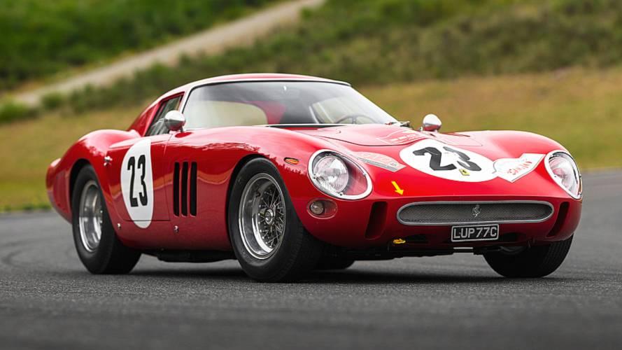 Ferrari 250 GTO, la